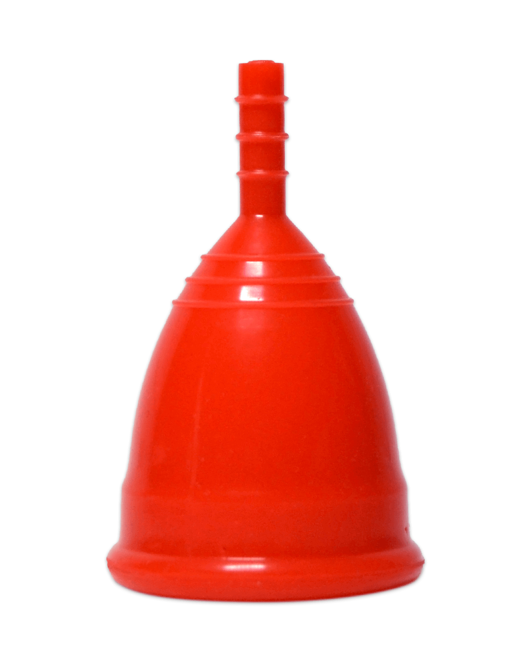 Красная менструальная чаша OnlyCup