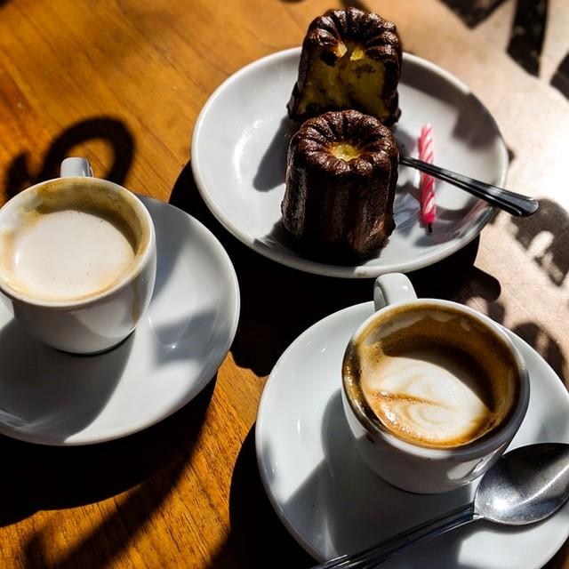 Кофе и сладкое